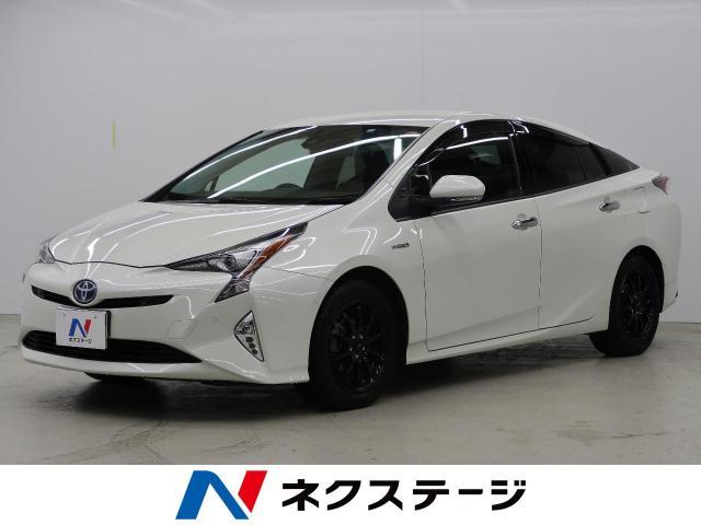 トヨタ プリウス Aツーリングセレクション 1.5万Km (福島県)[216]の ...