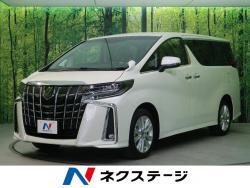 トヨタ アルファード 中古車画像