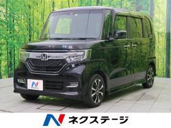 N-BOXカスタム G・EXホンダセンシングの中古車画像