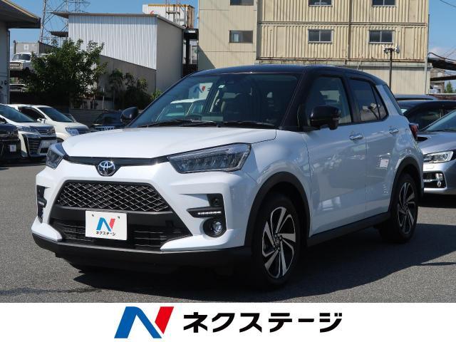 新型 車 ライズ トヨタ