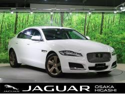 ジャガー XF 中古車画像