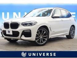 BMW X3 中古車画像