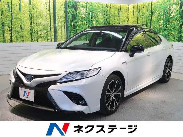 トヨタ カムリ WS 2.1万Km (群馬県)[314]の中古車詳細