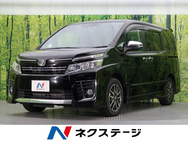 トヨタ ヴォクシー ZS 煌 2.5万Km (愛知県)[331]の中古車詳細