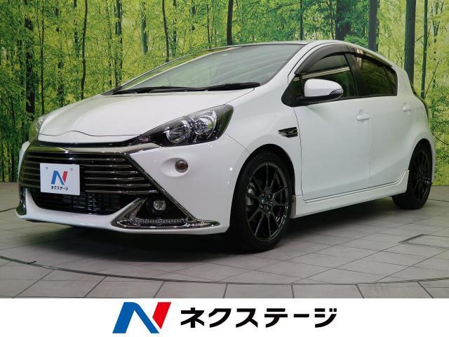 トヨタ アクア G G's 1.3万Km (岐阜県)[147]の中古車詳細