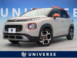 C3 エアクロス シャインパッケージ 1オーナー パノラミックサンルーフ 置くだけ充電 アップルカープレイ アクティブシティブレーキ パーキングアシスト クルコン 純正17インチAW 禁煙車の中古車画像