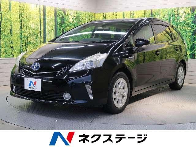 トヨタ プリウスα S 6.8万Km (栃木県)[746]の中古車詳細