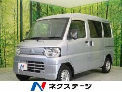 ミニキャブバン CD ハイルーフ HDDナビ ヘッドライトレベライザー 積載量350KG エアコンの中古車画像