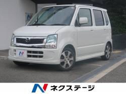 AZワゴン FX-Sスペシャル ポータブルナビ(Yupiteru)/純正アルミ/キーレスの中古車画像