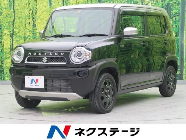 スズキ ハスラー FリミテッドⅡ 1.5万Km (福岡県)[650]の中古車詳細