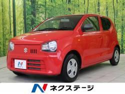 アルト L 運転席シートヒーター CDオーディオ プライバシーガラス アイドリングストップ キーレスキー 横滑り防止装置 ABS Wエアバッグの中古車画像