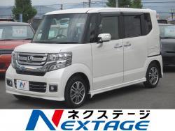 ホンダ N BOX+カスタム 中古車画像