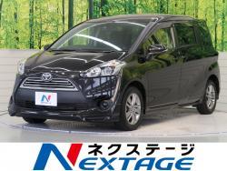 トヨタ シエンタ 中古車画像