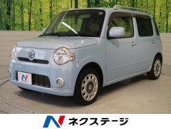 ミラココア ココアプラスX 純正CDオーディオ スマートキーの中古車