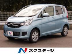 eKワゴン E 届出済み未使用車 シートヒーター プライバシーガラスの中古車