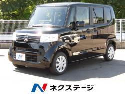N BOX G 届出済未使用車 横滑防止装置 イモビライザーの中古車