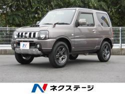 ジムニー クロスアドベンチャー 5MT 4WD ターボ シートヒーターの中古車