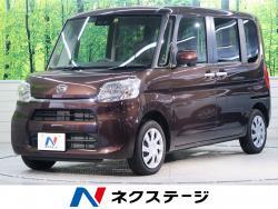 タント X SAⅢの中古車画像