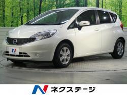 ノート X Vセレクション+セーフティ 純正ナビTVの中古車